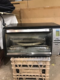 gray and black toaster oven Montréal, H4B 2L1