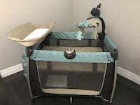 Playpen with change table Maxi Cosi OBO Mississauga, L5A 3E9