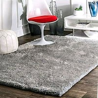 Light grey rug 4' x 6' - in perfect condition Mississauga, L5V 1S4