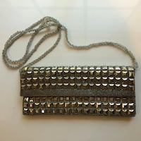 Silver Expressions NYC clutch Allendale, 07401
