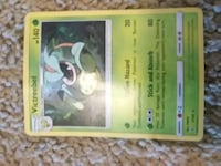 white and green Pokemon trading card Gastonia, 28054