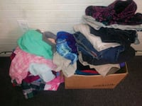 54 piece lot of juniors clothes. Catlettsburg, 41129
