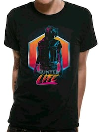 T-shirt ready Player 1 gunter life taglia S  San Nicolò, 29010