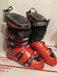 Tecnica TNT Icon Carbon Size 27.5 Ski Boots w/Heated Insoles Milpitas, 95035