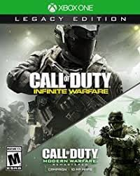 Call of Duty Infinite Warfare game WESTSACRAMENTO