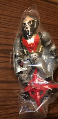 black and red motorcycle toy New York, 10002