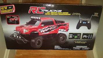 RC toy truck - New