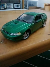 1:18th scale 1999 mustang gt Mission, V2V 3B5
