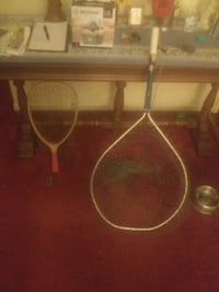 2 Fishing Nets - 1 Large and 1 Smaller Trout Net  St. Louis, 63126