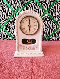 Porcelain Analog Clock Falls Church, 22042