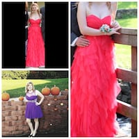 Prom/homecoming dress $50 each  Smithsburg, 21783