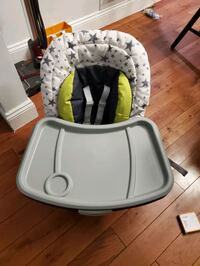 Graco Swivi Seat and booster Gaithersburg, 20879