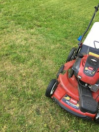 Lawn mowing Coquitlam