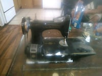 Antique Singer Sowing Machine