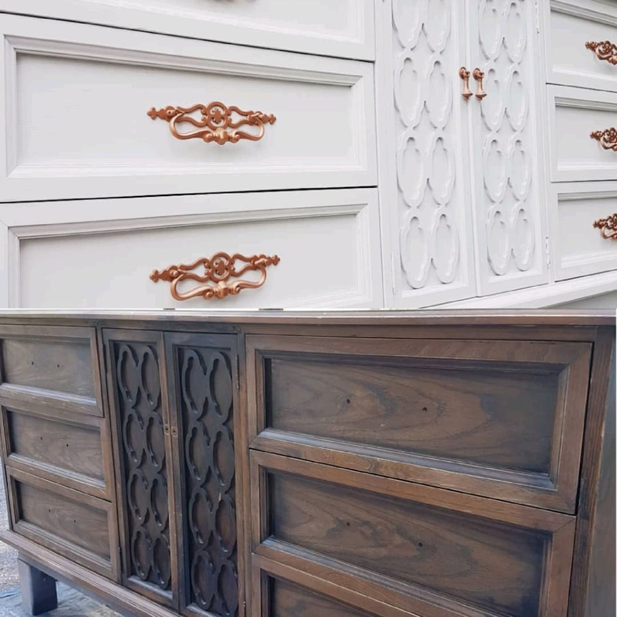 We Redesign your old furniture  Pickup drip off