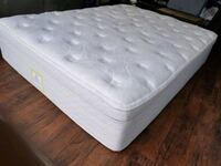 Queen mattress Sealy posturepidic delivery 40