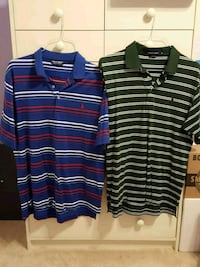 Mens Large Golf Polos size Medium  Vienna, 22180