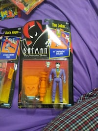 1991 Bat Man Action figures Chicago, 60620