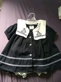 12M Baby Girl Sailor Outfit 534 km