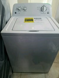 white top-load clothes washer and dryer Midland, 79705