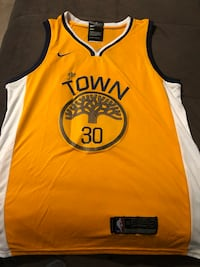Curry The Town Warriors Jersey Sparks, 89441