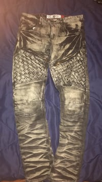 Biker Jeans Bought them for 310$ only worn 3-4 times (Size 32/32) Chicago, 60628