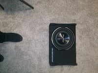 10in subwoofer Elk Grove, 95624