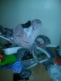 baby's gray and black stroller Gatineau, J8T 2W6