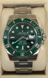 ROLEX Submariner - THE HULK!  Costa Mesa, 92627