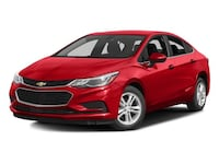 Chevrolet Cruze 2017 BALTIMORE, 21207