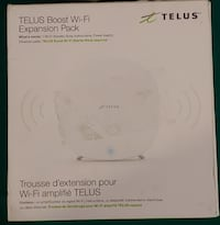 Telus Boost expansion pack - New sealed in box. Abbotsford