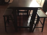 Tall Dining Table with 4 chairs Los Angeles, 91401