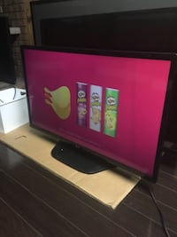 "LG LED 40"" FLATSCREEN TV ONLY $170!!! 552 km"