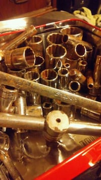 Snap on tools sockets and wrenches Virginia Beach, 23454