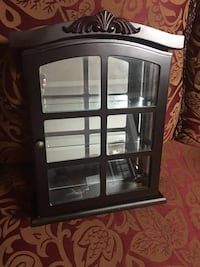 Wall curio cabinet new  31 km