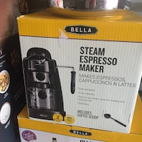 Bella Espresso maker East Point, 30344