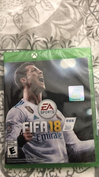 Xbox One EA Sports Madden NFL 18 game case Surrey, V3S 6N4