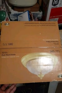 Flush mount fixture (let there be light) Baltimore, 21223