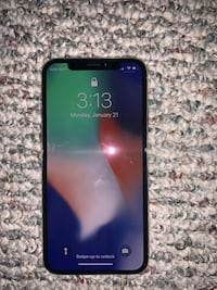 Verizon IPhone X 256GB Unlocked Laurel, 20724