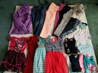 girl's assorted clothes Tacoma, 98409