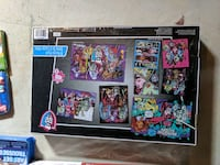 monster high jigsaw puzzle box