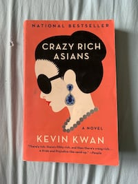 Crazy Rich Asians by Kevin Kwan Calgary, T2S 0B4