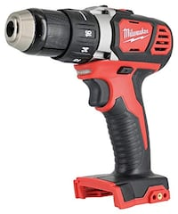 red and black Milwaukee cordless impact wrench Mount Pearl, A1N 3H2