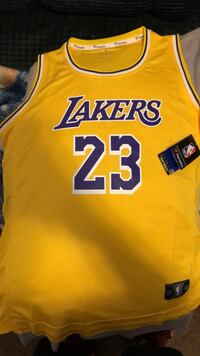 LeBron James Lakers Jersey Salinas, 93905