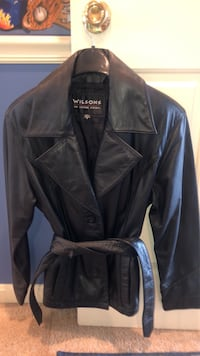 Ladies Wilsons Leather Jacket, size small Linthicum Heights, 21090