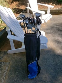 Ladies Left-handed Ram Golf Clubs-Great Starter Winchester, 22602