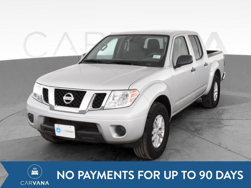2019 Nissan Frontier Crew Cab pickup SV Pickup 4D 5 ft Silver <br 71518d94-2fb2-4dd3-aae0-45a37ded407b