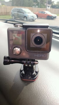 black and gray GoPro Hero action camera Hamilton, L8T