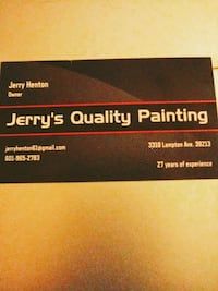 Residential & Commercial Painting  Jackson