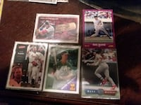 5 Mark McGwire cards Moreno Valley, 92553